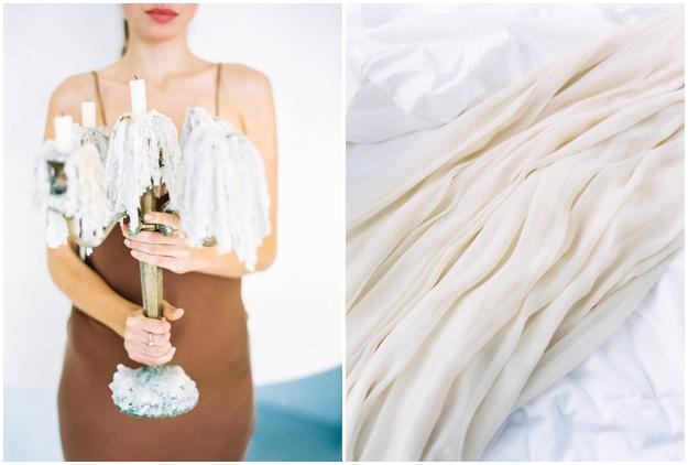 Minimal wedding modern inspiration