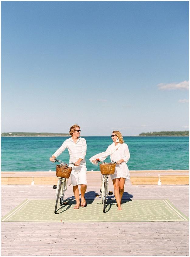 Harbour Island Engagement Wedding
