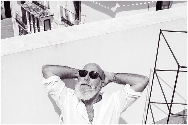 Vicente Ganesha Ibiza Designer L'Officiel