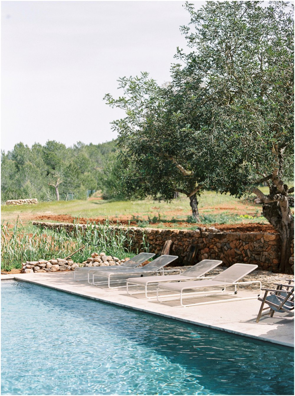 Ibiza Natural Pool Finca Design
