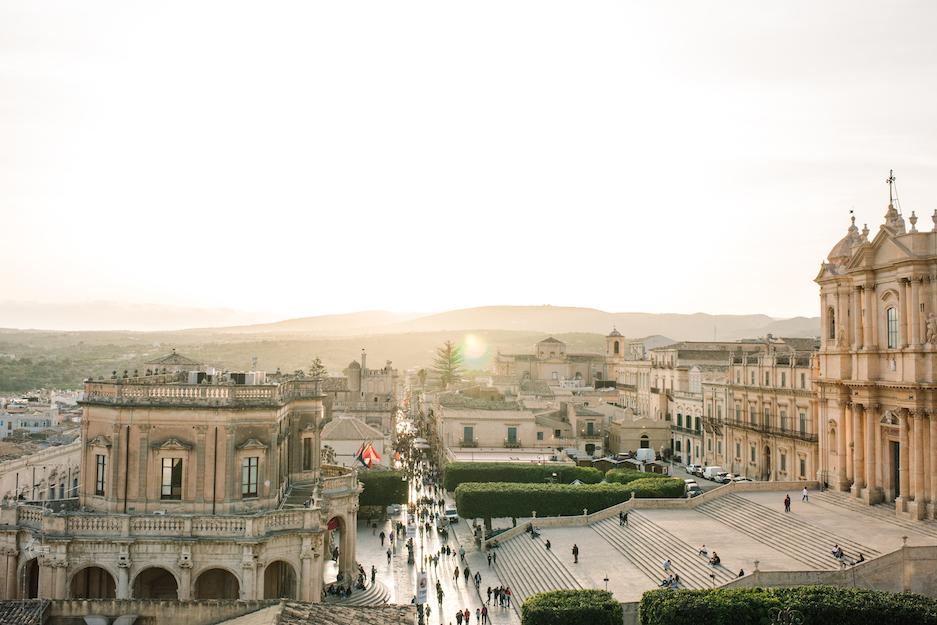 Conde Nast Traveller UK NOTO Sicily