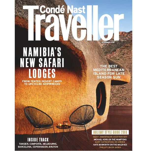 Novemberissue_Menorca Conde Nast Traveller UK