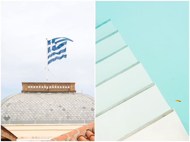 Poseidonion Hotel Spetses for Atlas Etihad Magazine