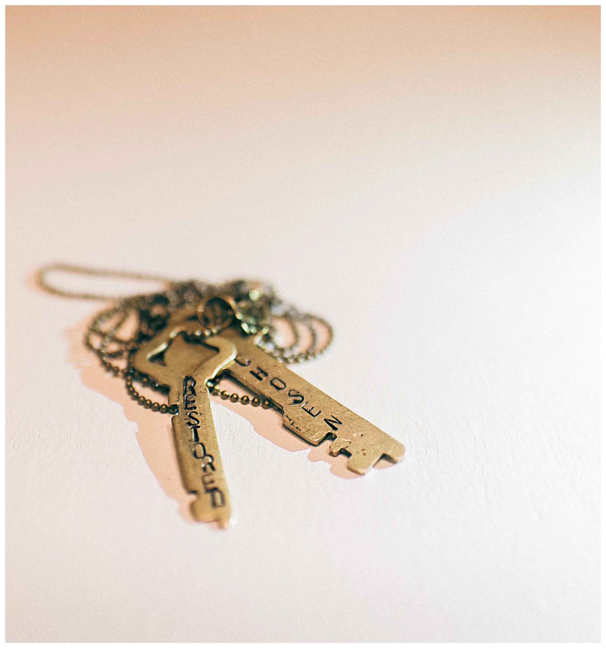 Restored Key | Chosen Key | Fostered Purpose