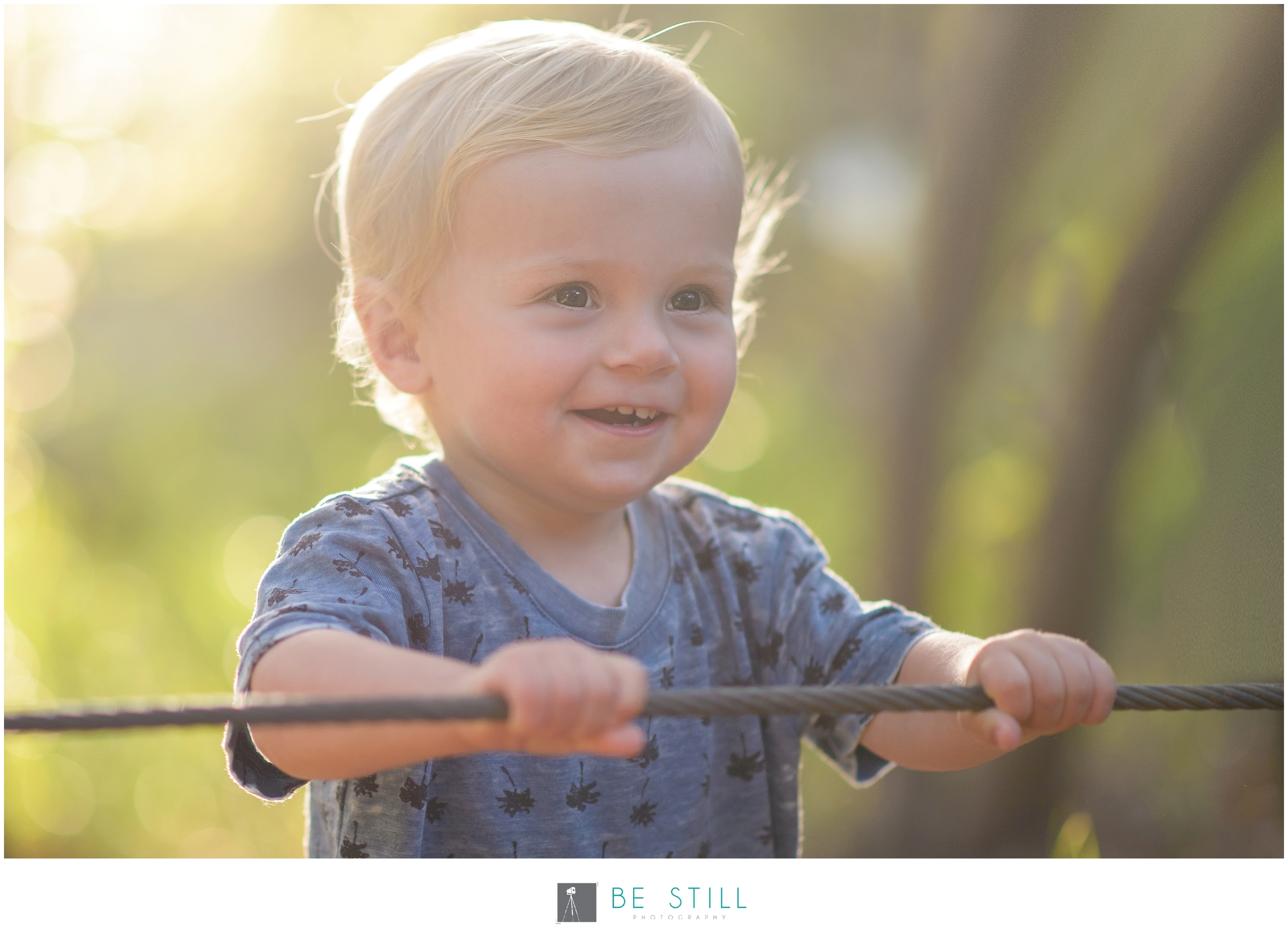 San Diego Family Portrait Photography at the Elfin Forest in San Marcos