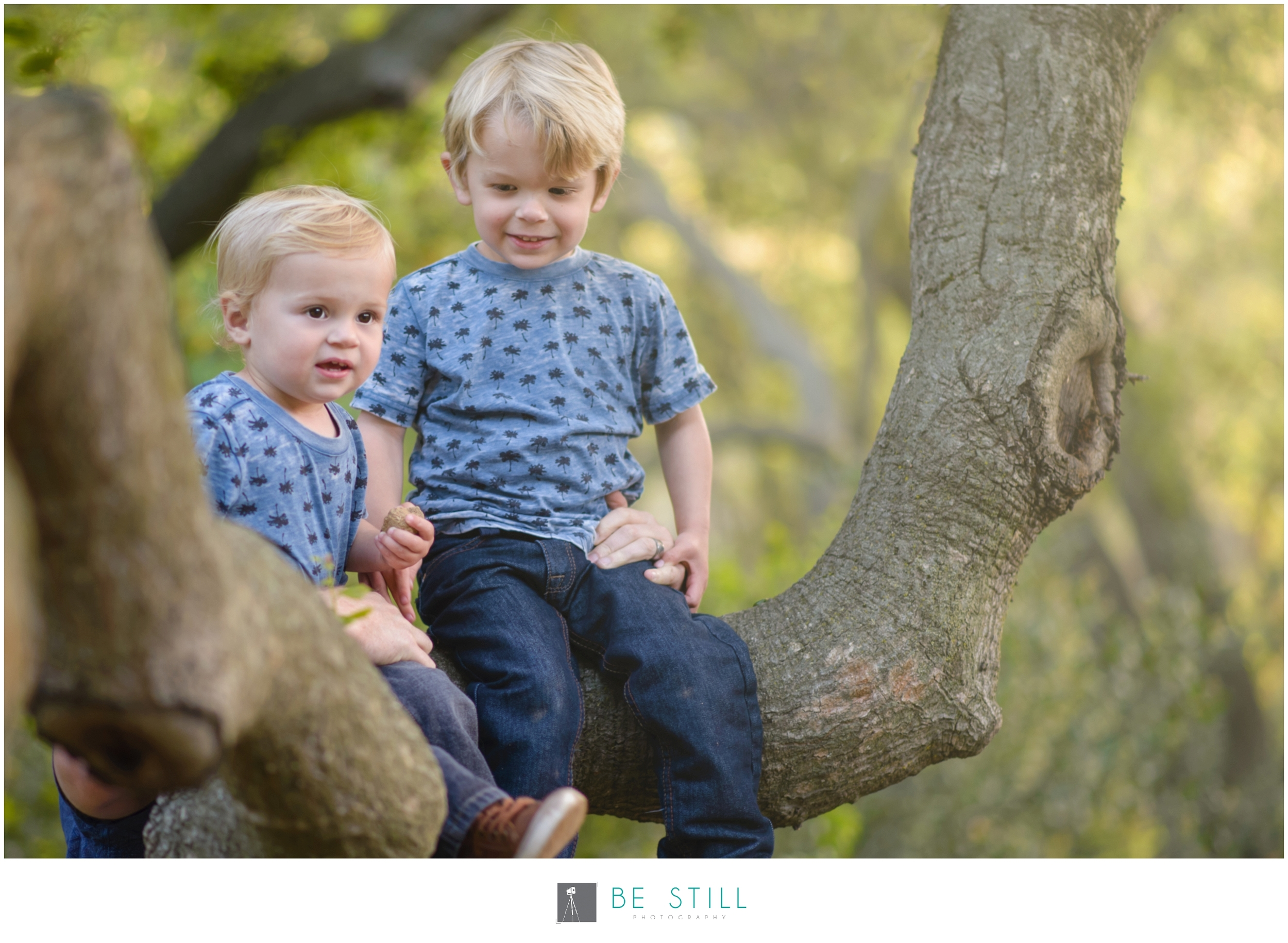 San Diego Family Photographers at Elfin Forest in San Marcos