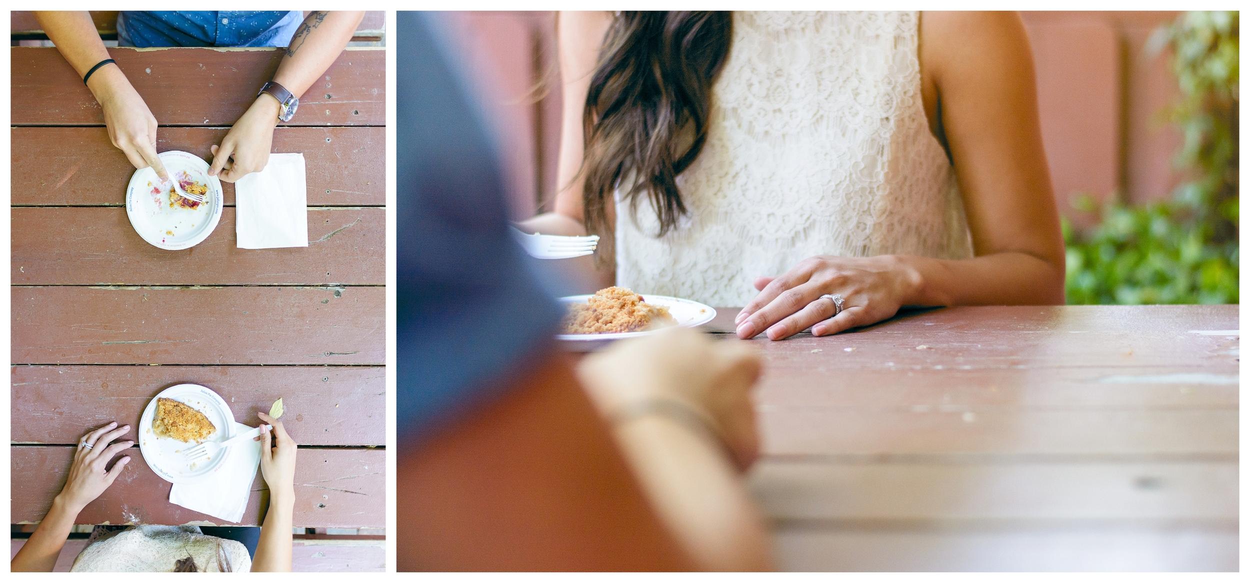 Be Still Photography | Julian Engagement Portraits | Apple Pie