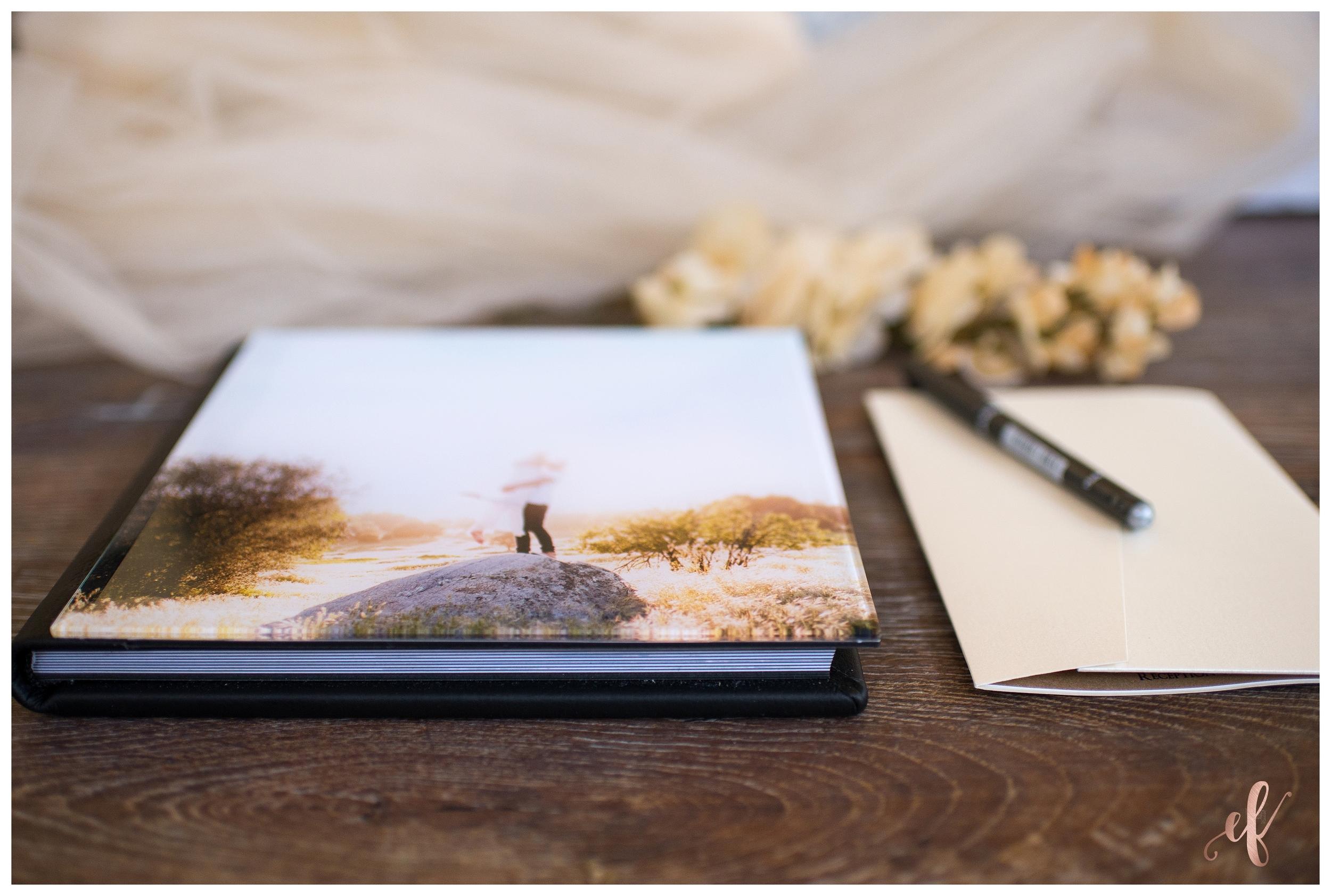 San Diego Engagement Session | Engagement Signature Book