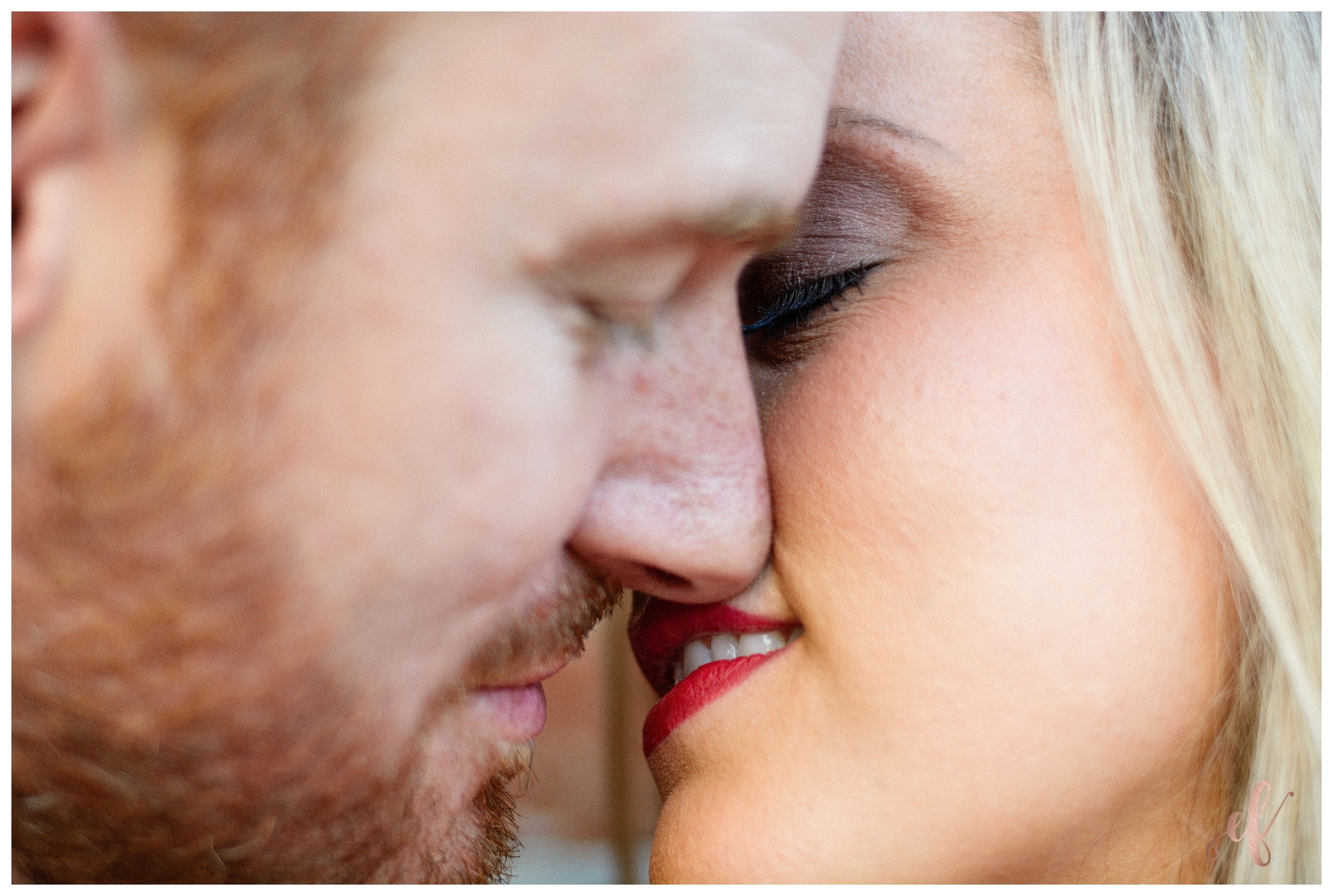 San Diego Engagement Portraits | Downtown | Urban