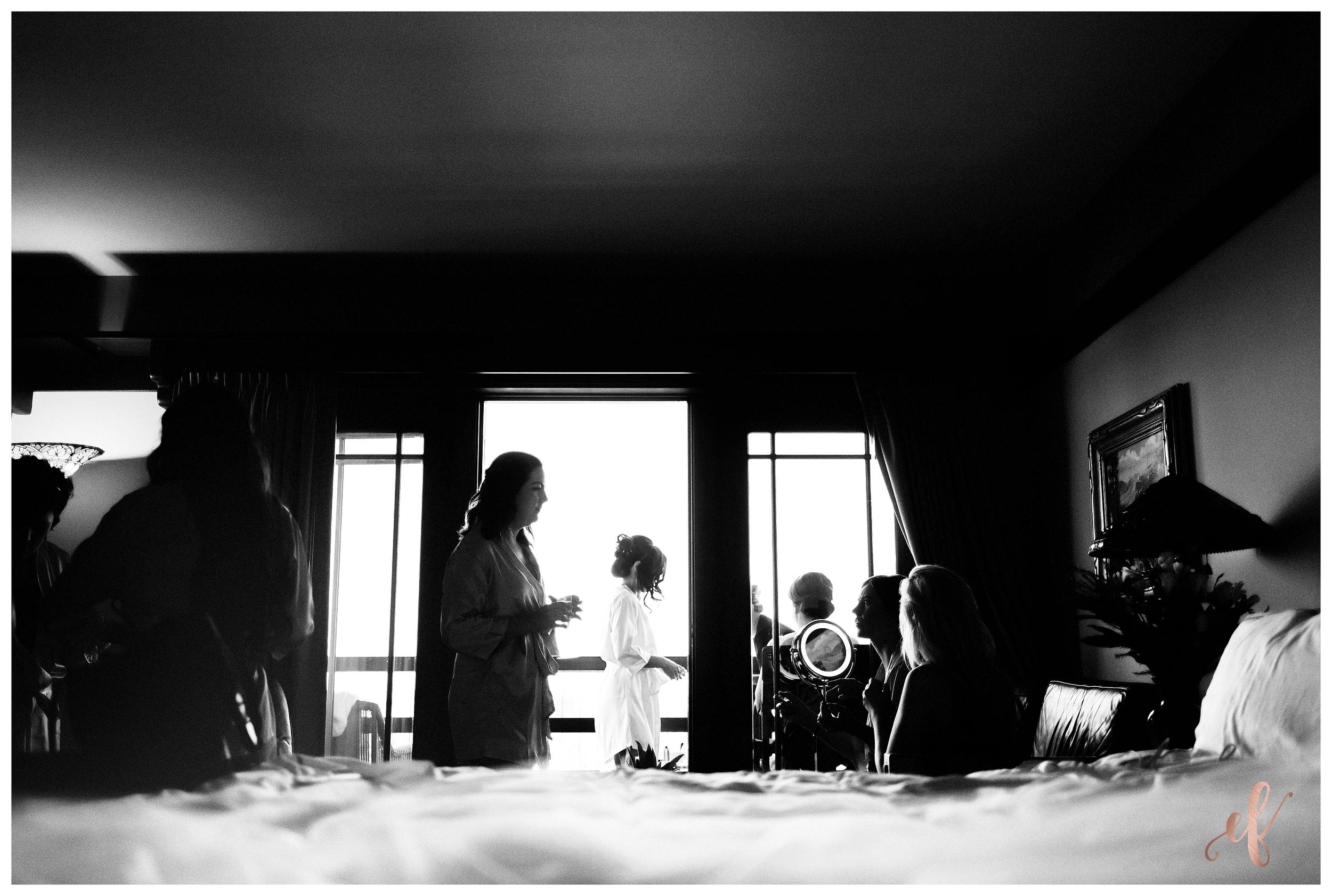 San Diego Wedding Photographer   Ernie & Fiona Photography   Bride   Bridesmaids   Prep