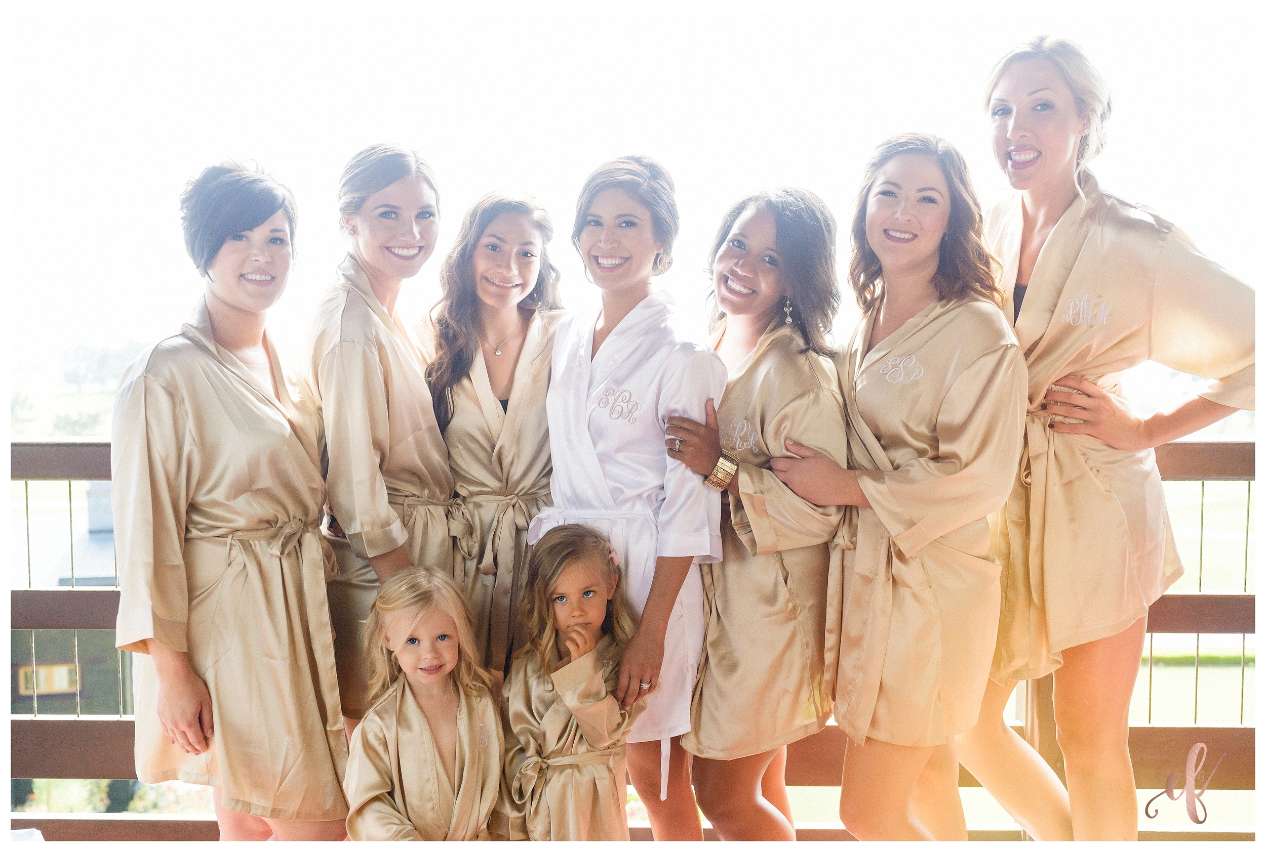 San Diego Wedding Photographer   Ernie & Fiona Photography   Bridesmaids   Robes