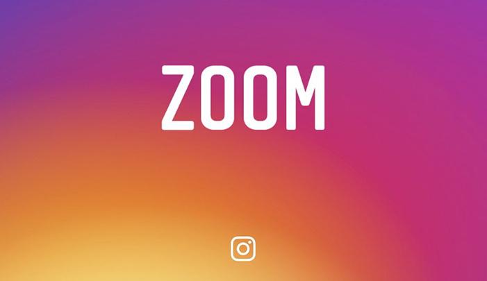 Instagram Zoom Update