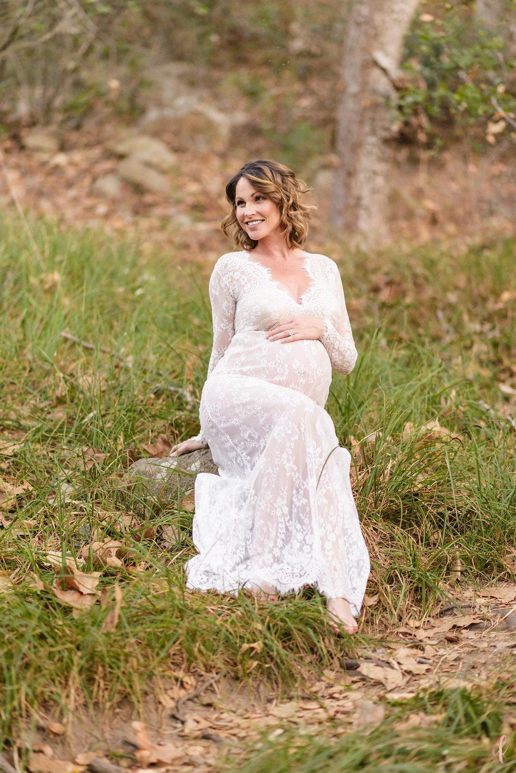 san diego portrait photographer | maternity portraits | elfin forest