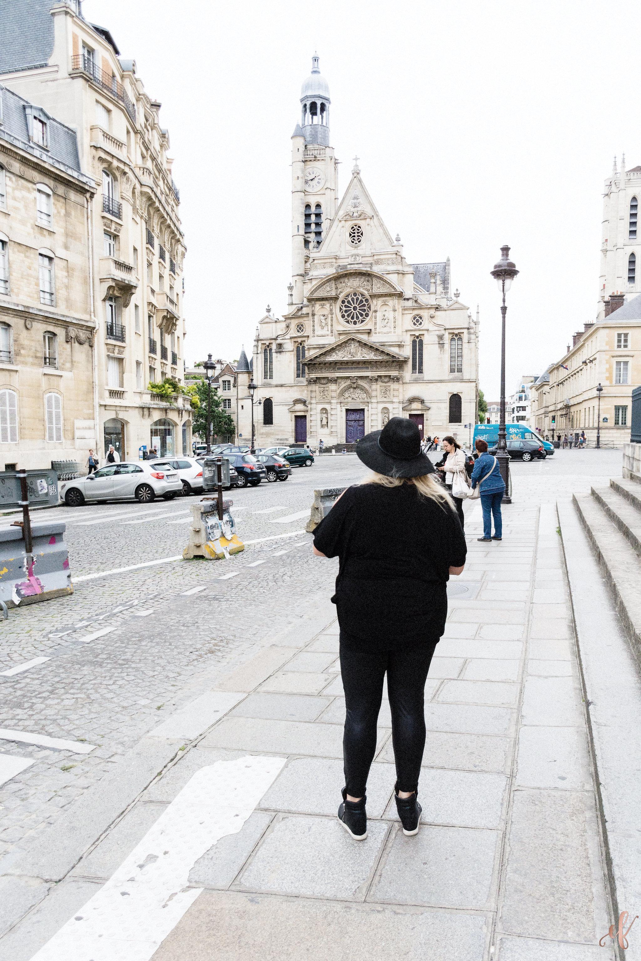 Paris France | Pantheon