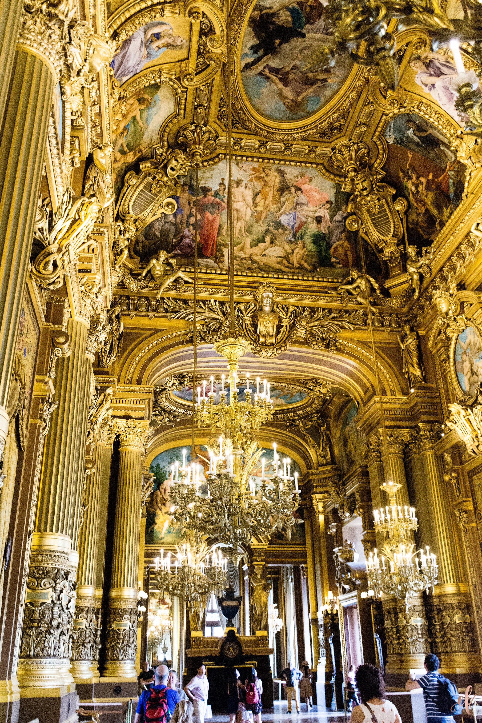 Paris France | Opera