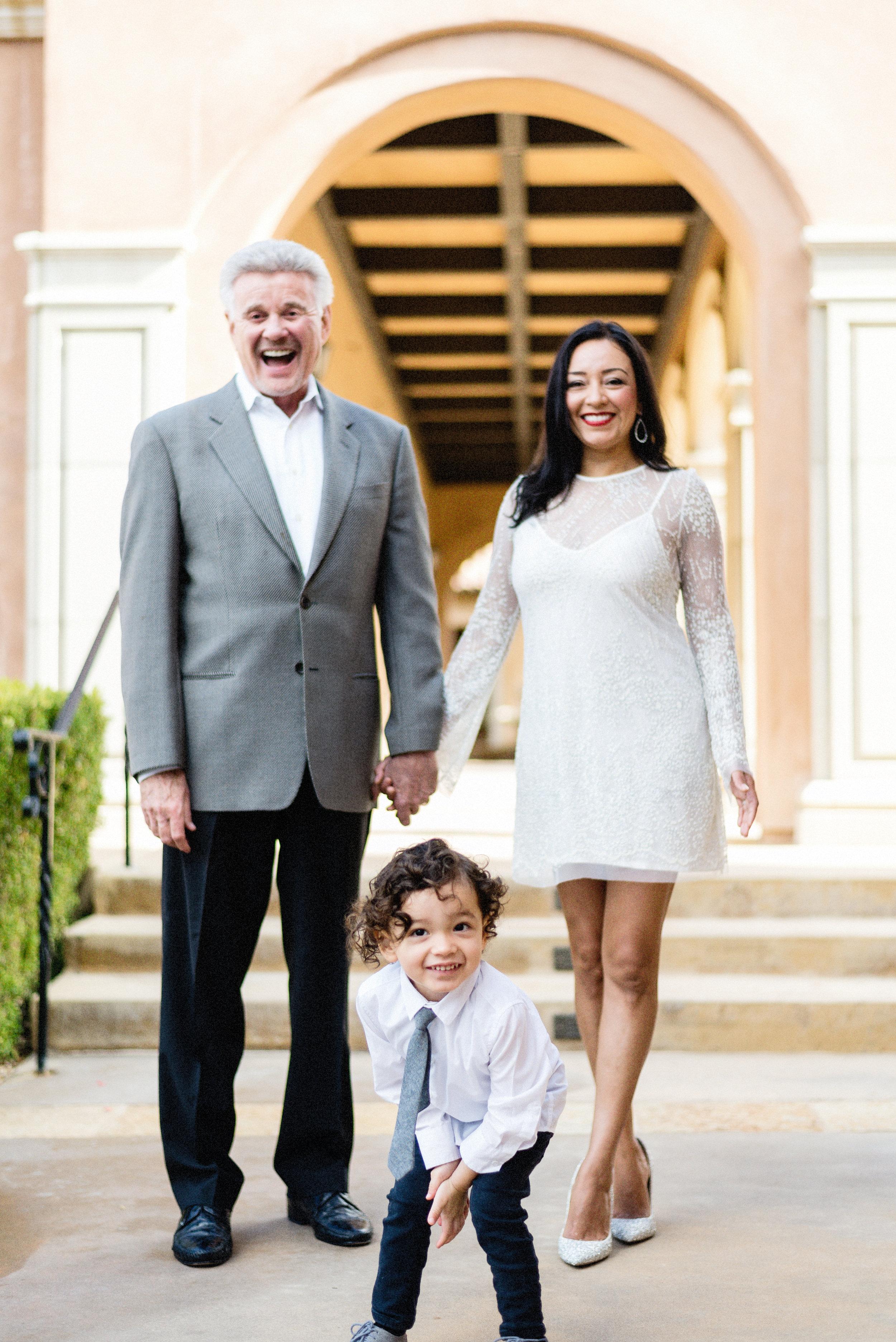 San Diego Portrait Photographer | Family Portrait