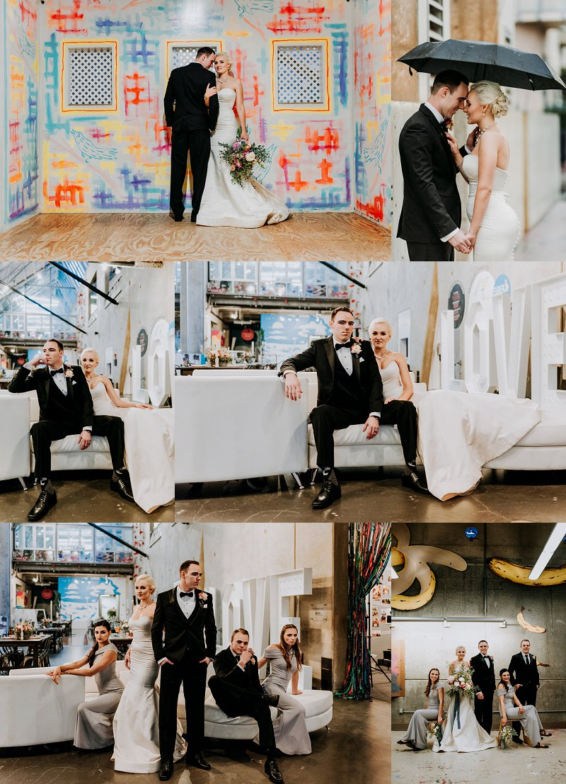 San Diego Wedding Photography | Big Fake Wedding | New Childrens Museum