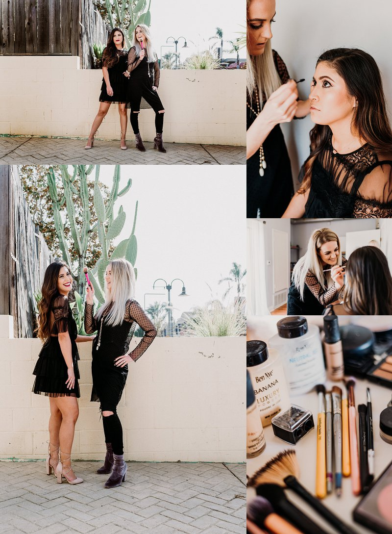 Personal Brand Photography | Blogger Sarina Renee in Solana Beach