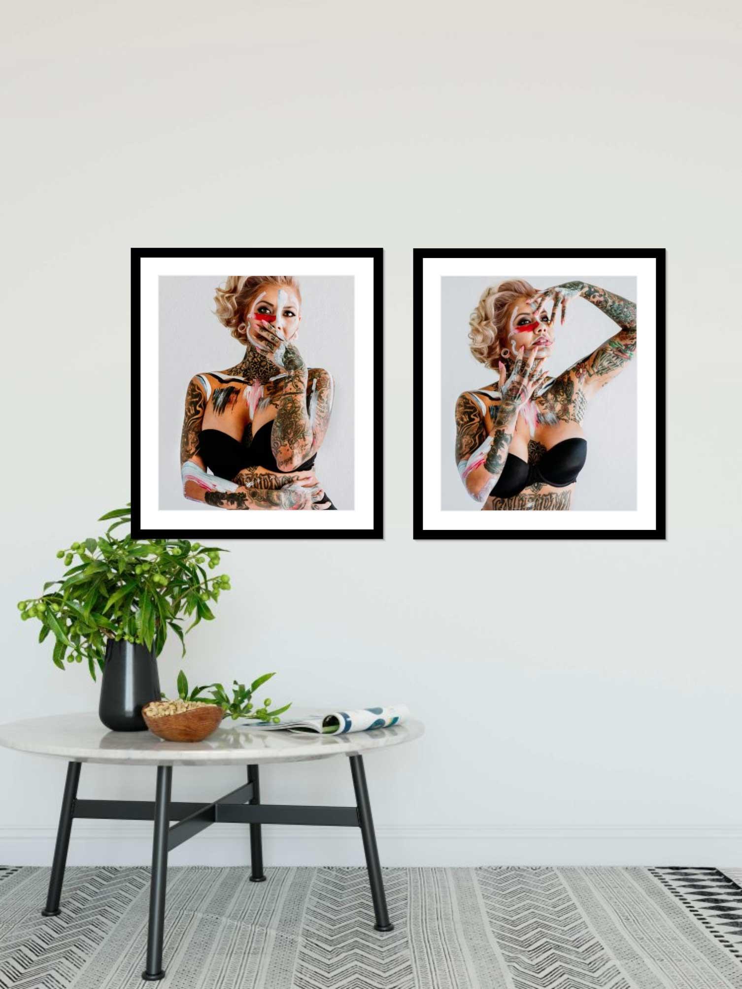 San Diego Portrait Photographer | Reese Hilburn | Prints | Frames