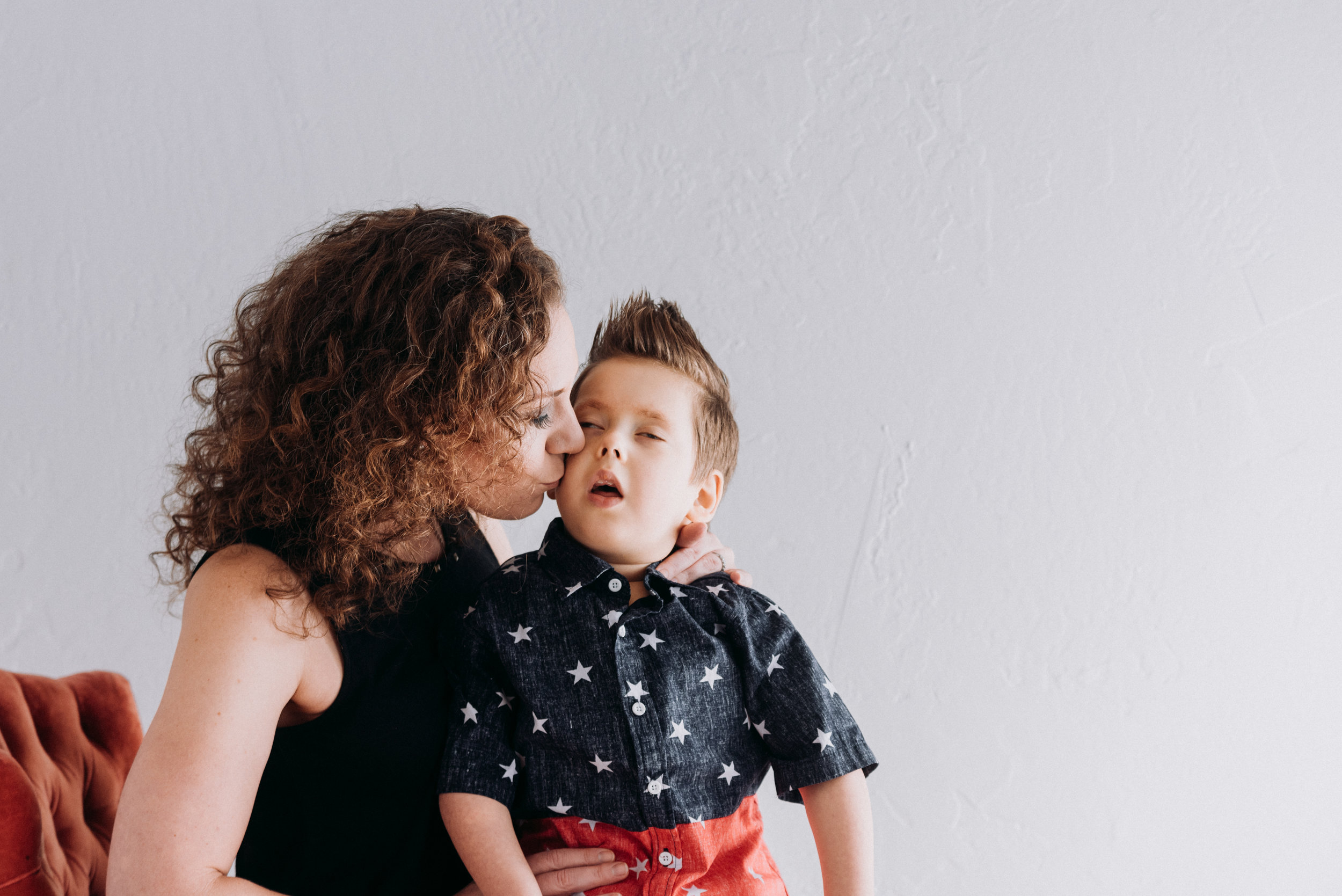 San Diego Portrait Photography | Lorelei | Mommy and Me
