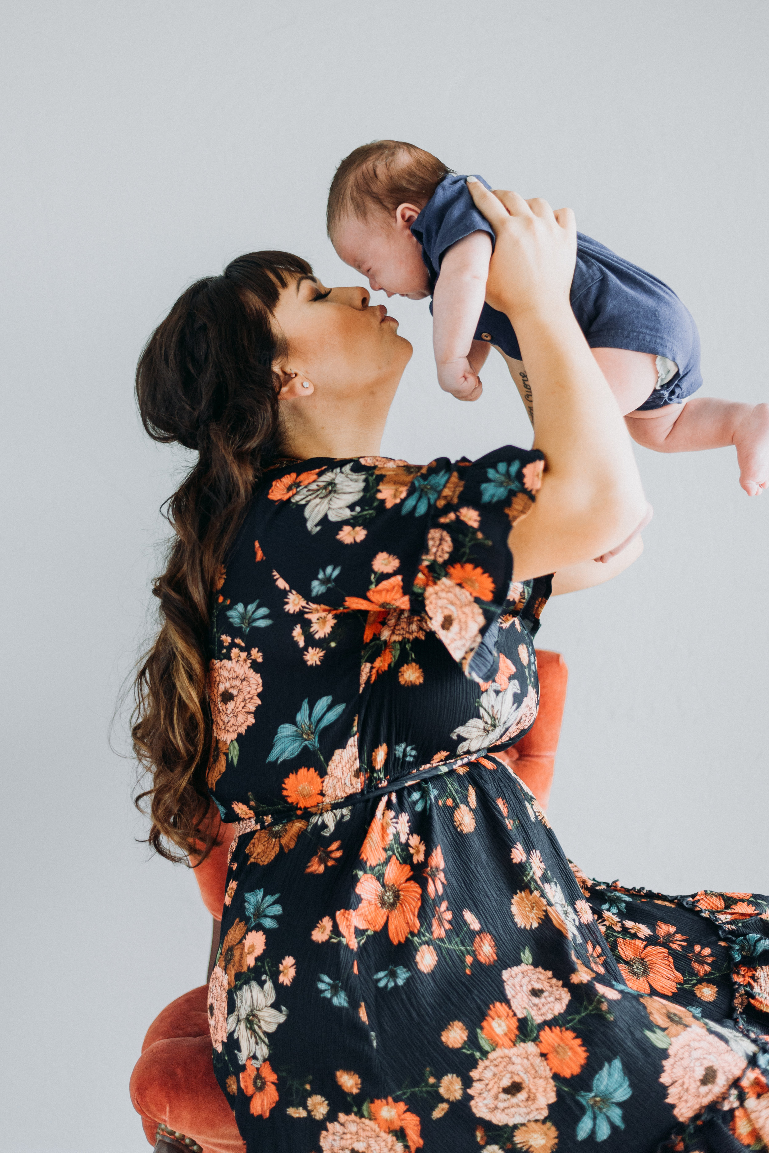 San Diego Portrait Photography | Mommy and Me | Maryanne, Knox, and Boone