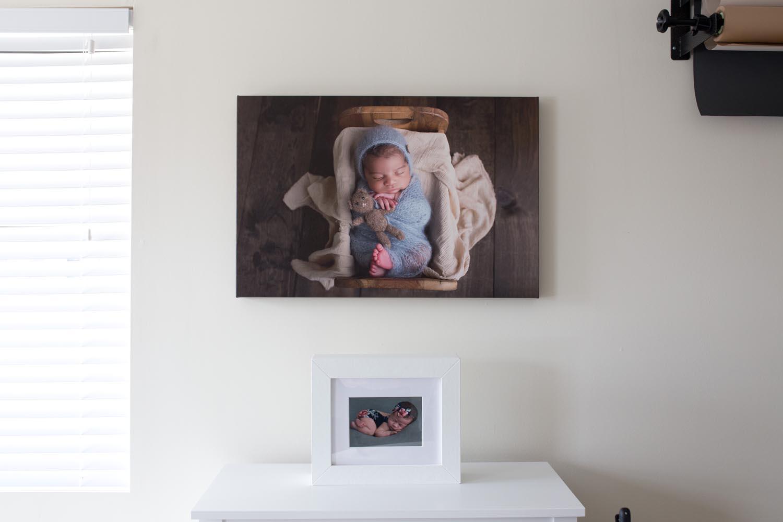 Parkland Baby Photographer