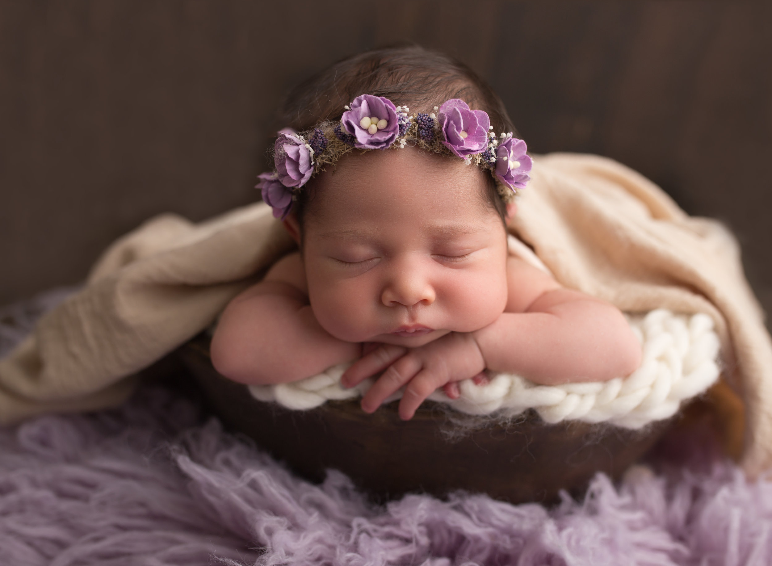 Parkland Newborn Photography