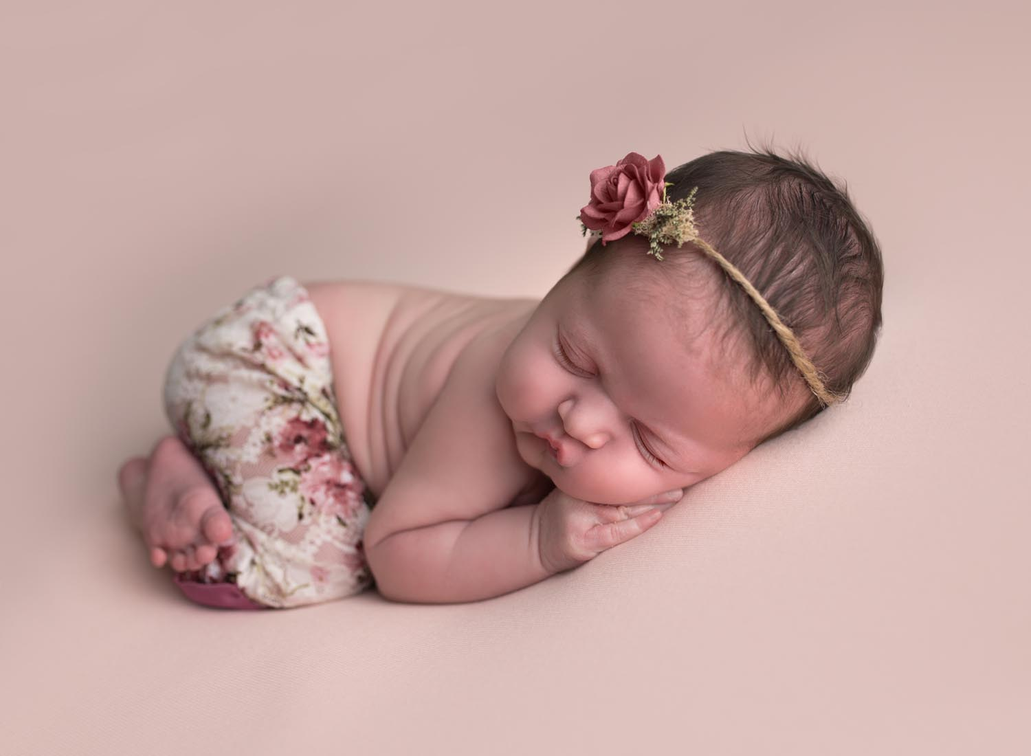 Fort Lauderdale Newborn Photographer