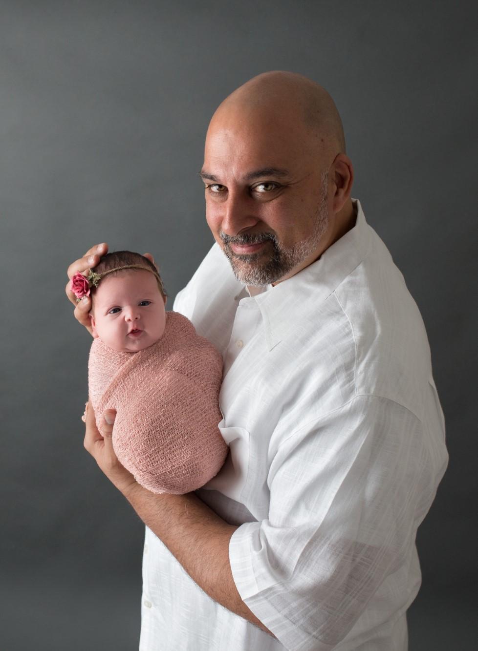 fort lauderdale newborn photographer