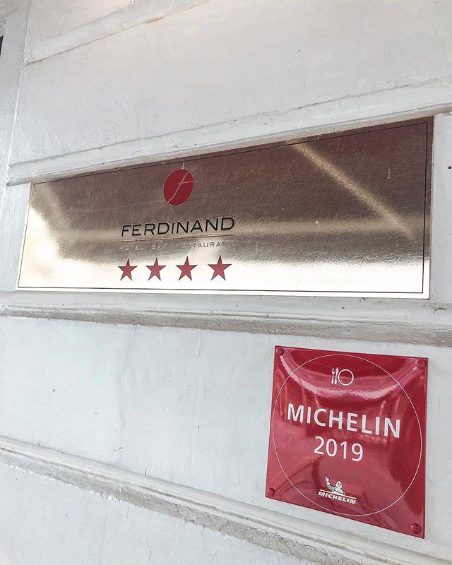 Husk at vi har åbent hele sommeren på Ferdinand, så kom ned og smag vores nye menu! #ferdinandhotel #hotelferdinand #ferdinandaarhus #ferdinandrestaurant