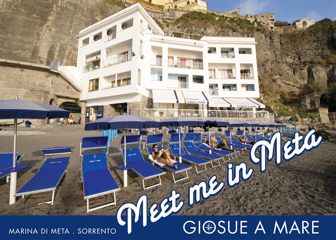HOTEL GIOSUE A MARE  . META . ITALY