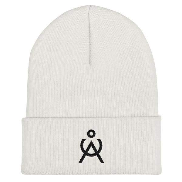 Angel Caller White Knit Cap