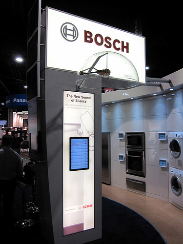 Directional Speakers for Tradeshows