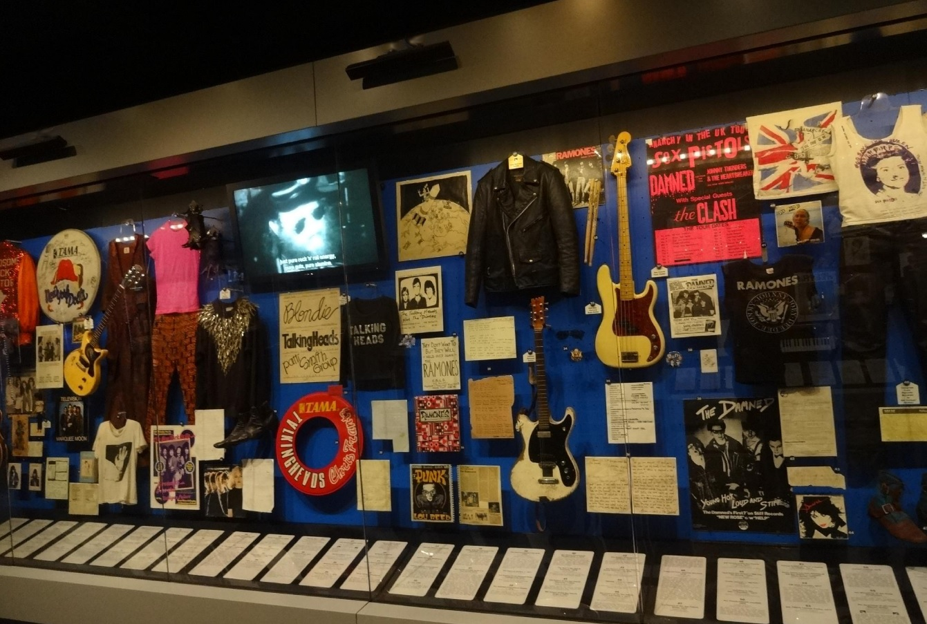 Rock n' Roll Hall of Fame Museum