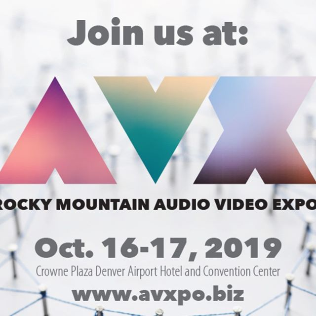 Brown Innovations will be in Denver for the AVXPO. Booth #213.  Come check out the first ever directional subwoofer for shared workspaces.
