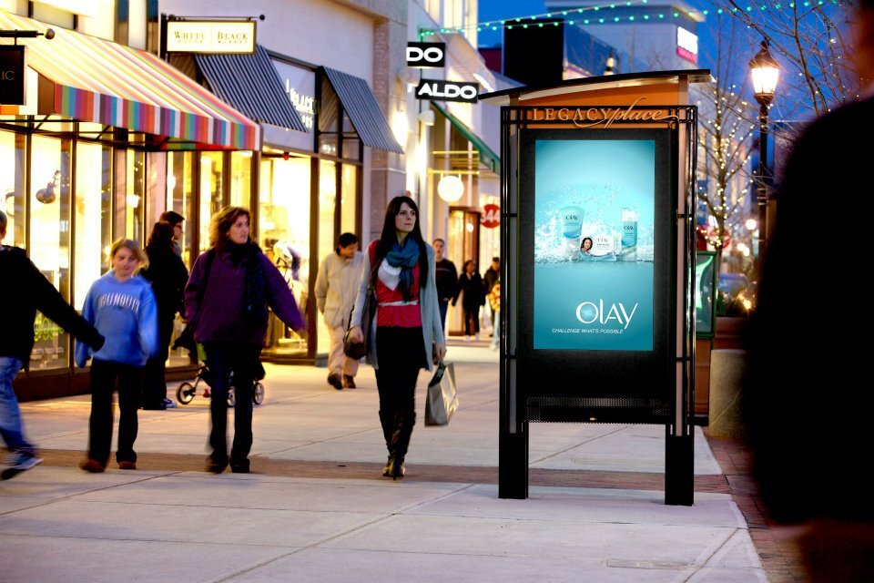 Outdoor directional speakers for Kiosks and Wayfinding, California