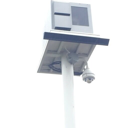 Outdoor directional speakers for Security, Oslo