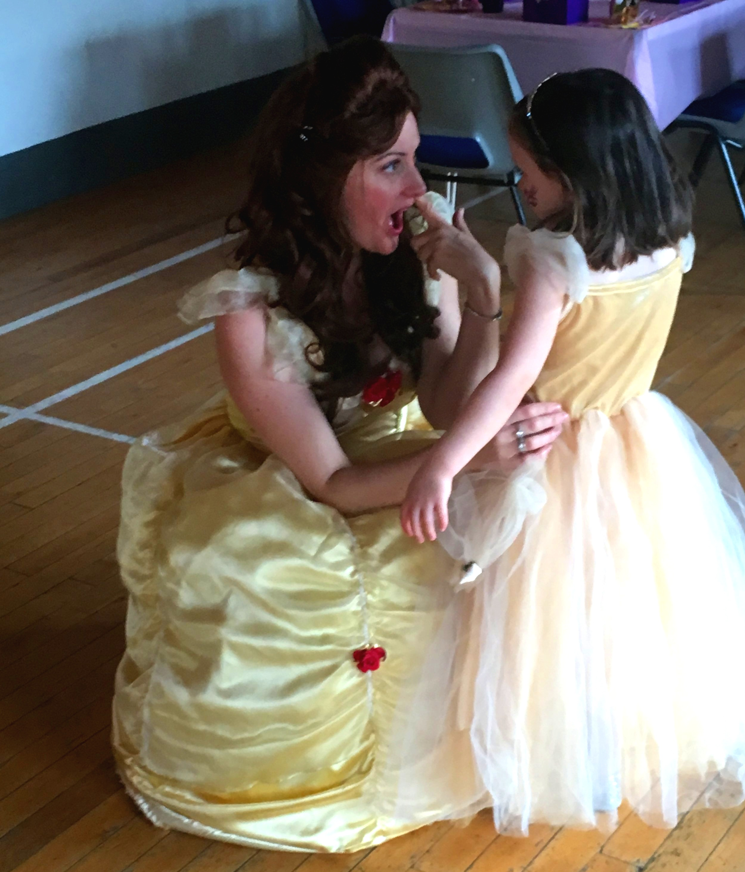 Party with Belle