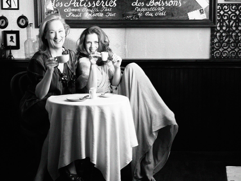 Meryl Streep and Amy Adams