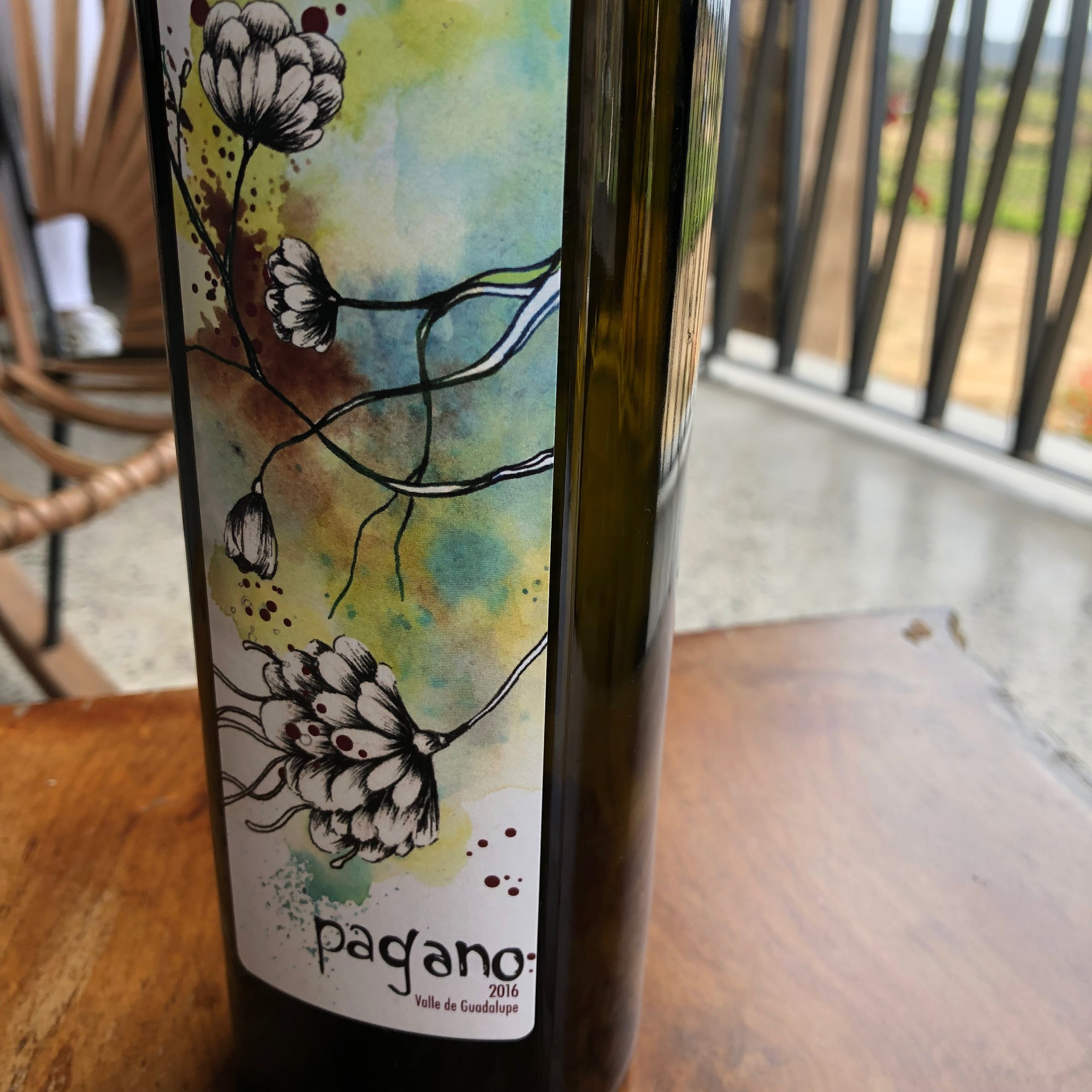 Lomita Pagano 100% old vine Grenache