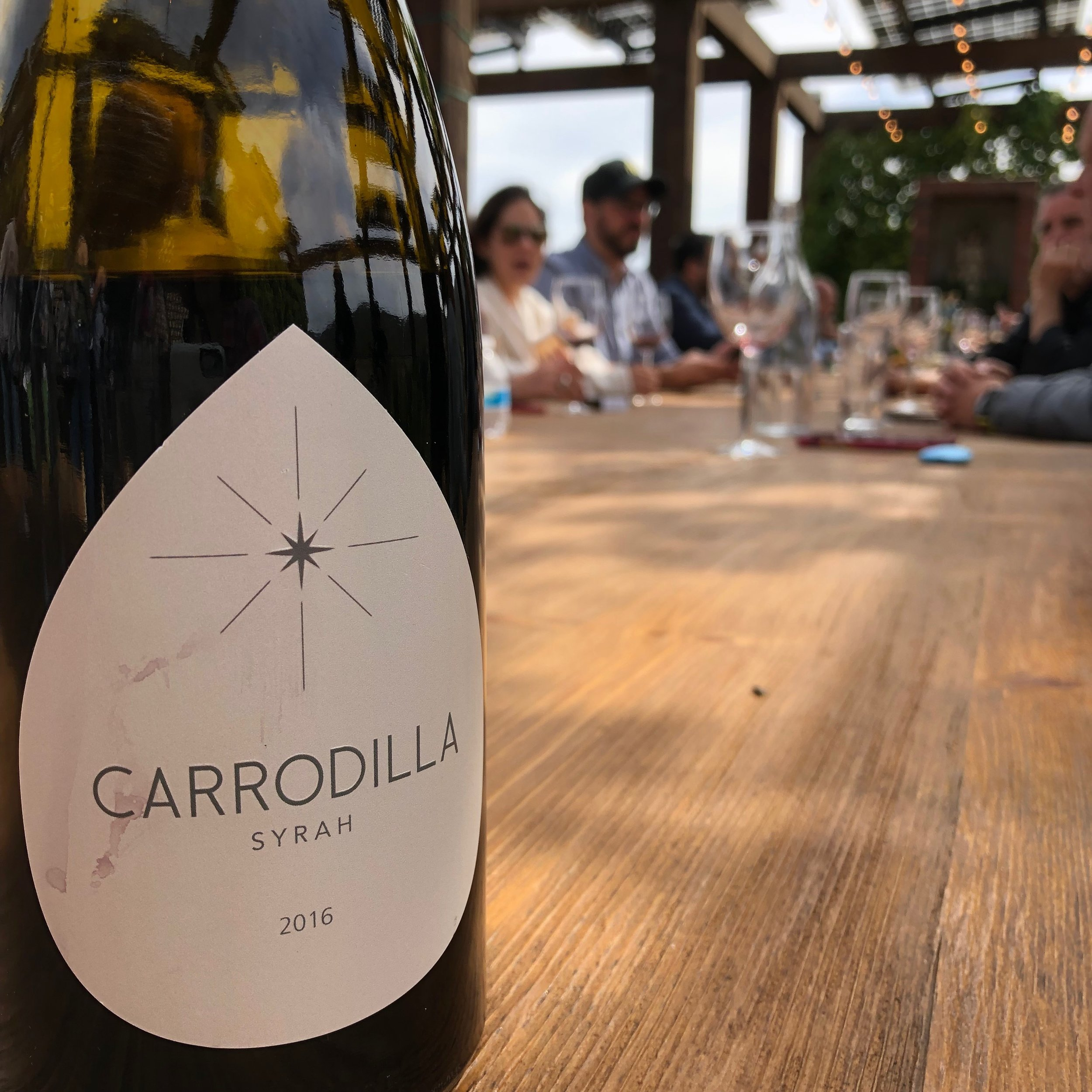 Syrah from Carrodilla