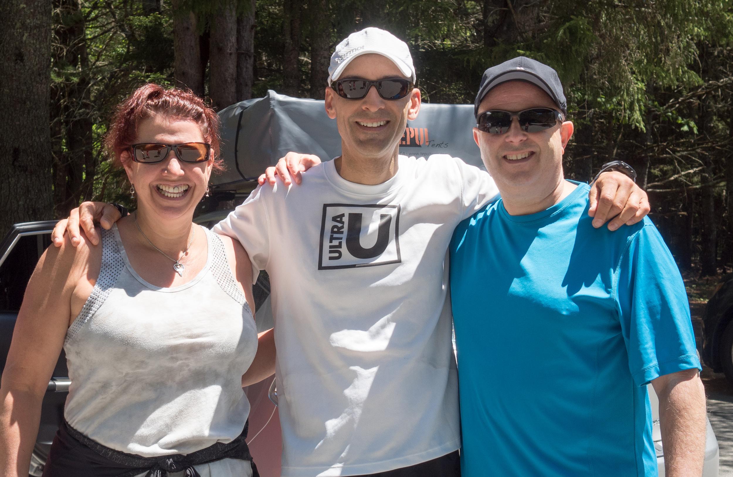 Doreen, Me and Chuck