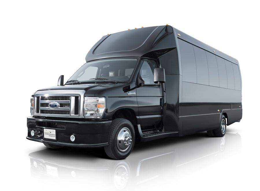 29 Passenger Executive Minibus