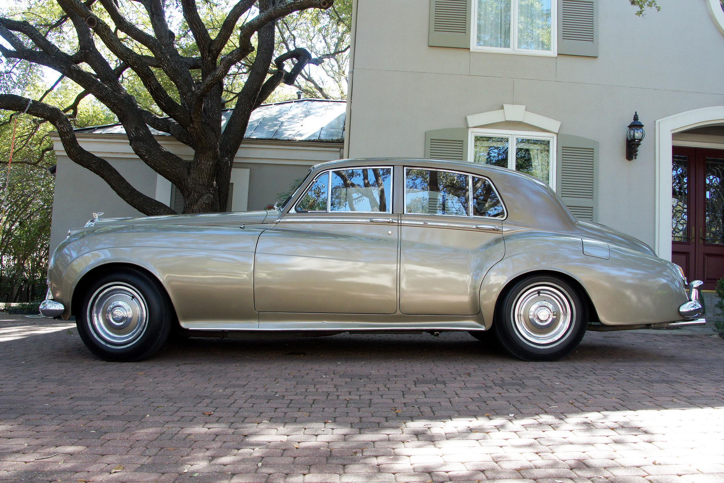 1960 Bentley (San Antonio)