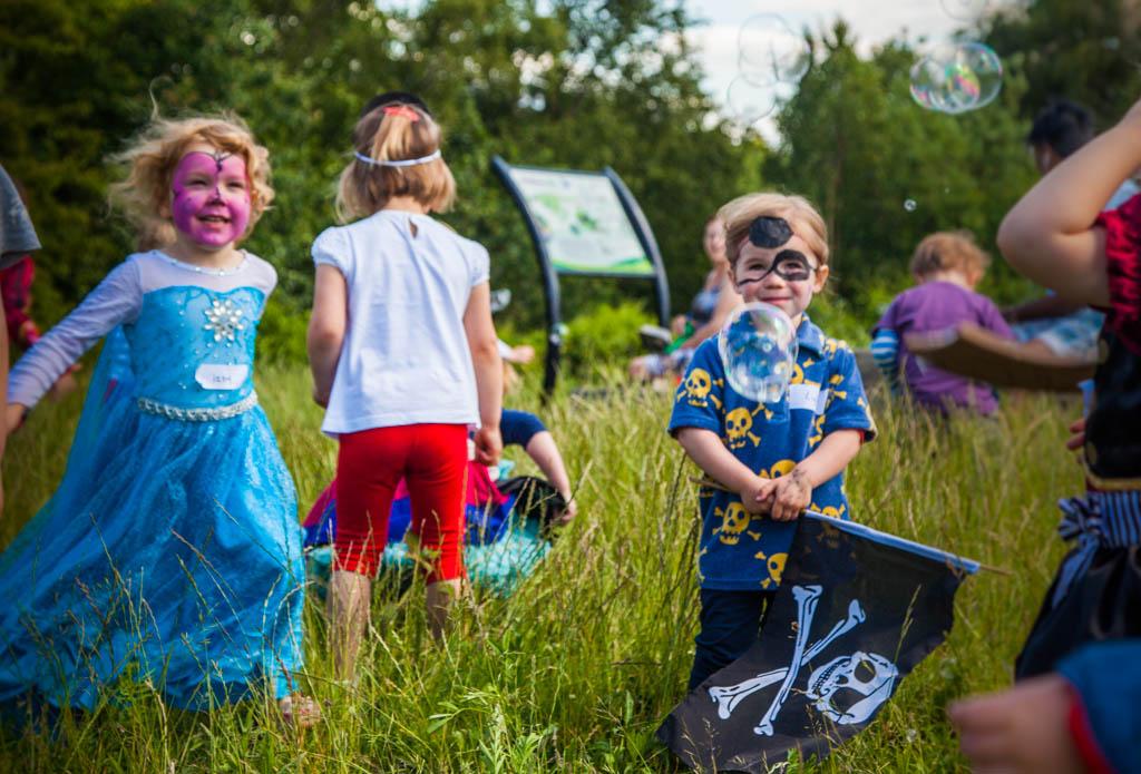 Islington Ecology Centre Kids Party Venue