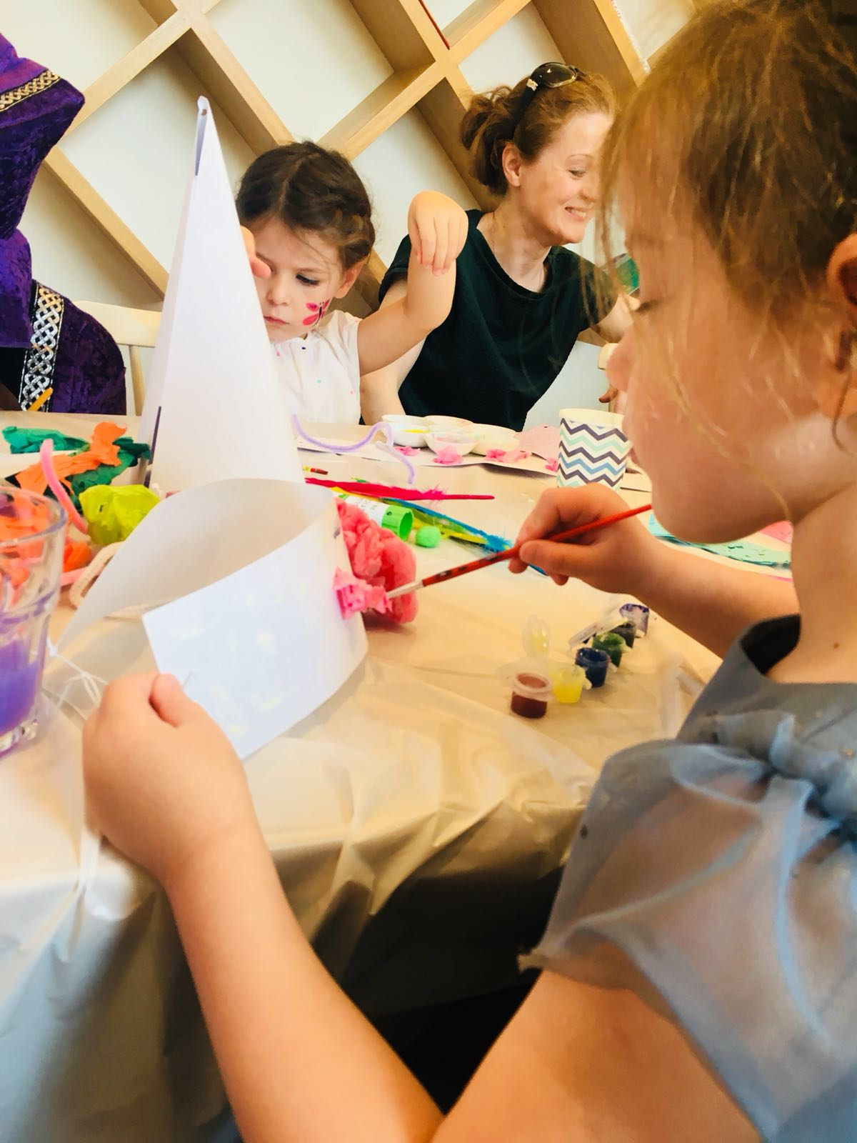 Arts & Craft Party for Children