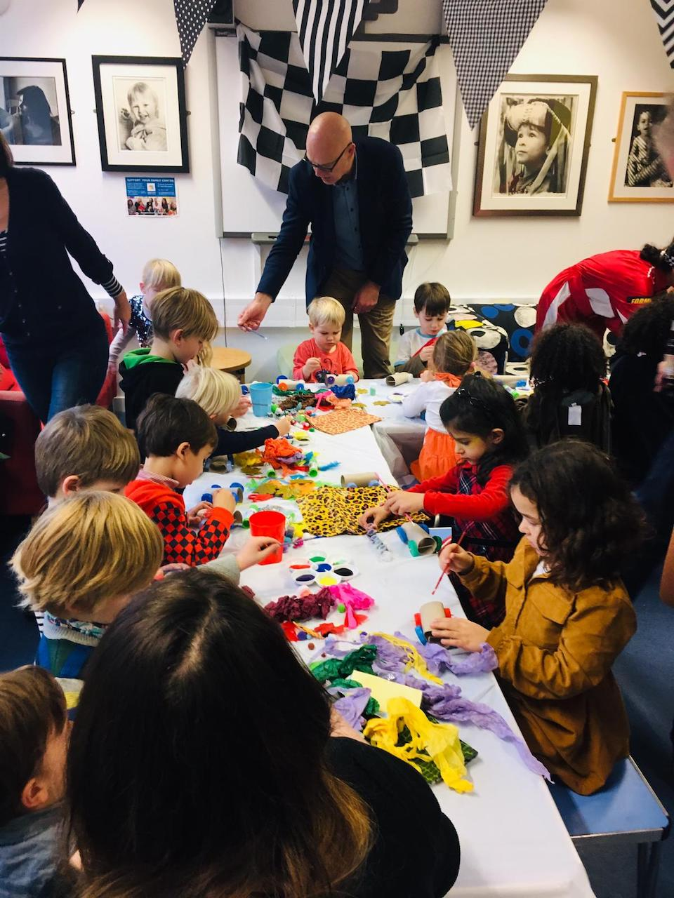 Autism Kids Parties London