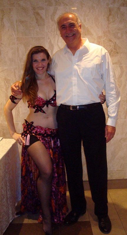 George Sawa and Cassandra Fox