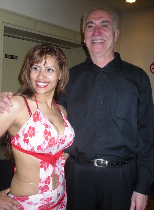 George Sawa and Randa Gamal