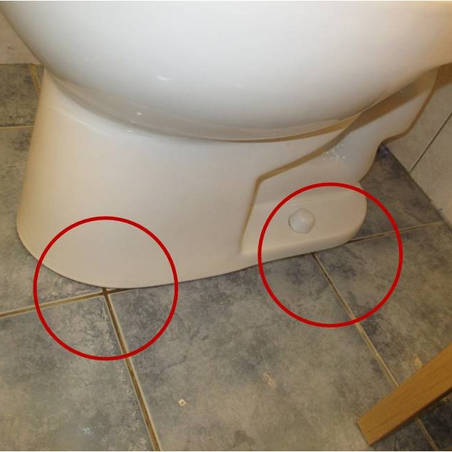 The Leaking Toilet Base Mesa Az Plumbers